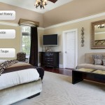 Taupe and Beige Bedroom