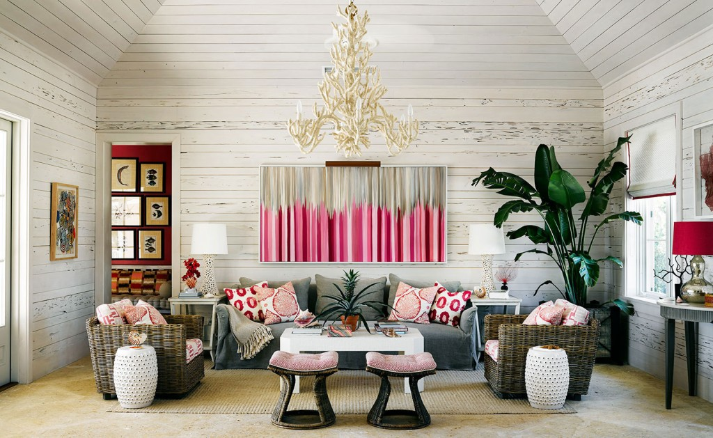 Castaway Tropical Chic Interiors By Color