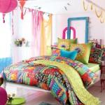 Exotic, Fun, Colorful Boho Bedding