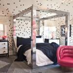 Funky Glam Bedroom