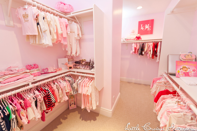 Pink Damask Nursery Interiors By Color