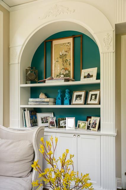 Naples Blue Shelf