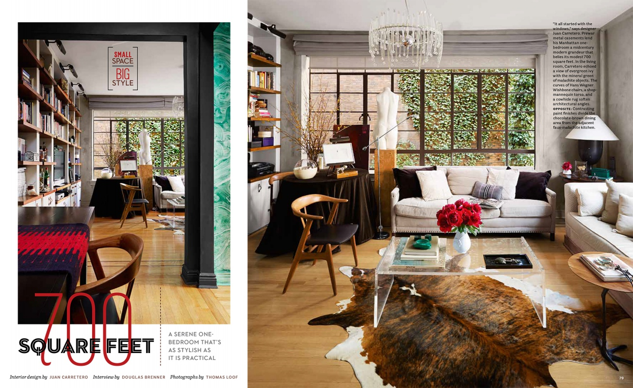 700 Square Feet Interiors By Color