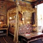 Ann Getty's Turkish Bedroom