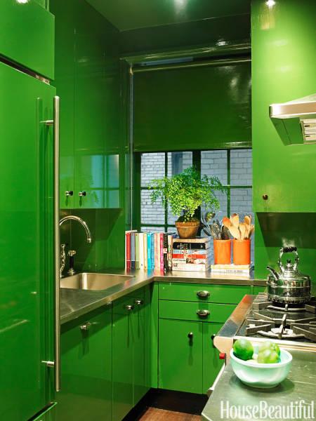 Thomas Loof miles redd green kitchen