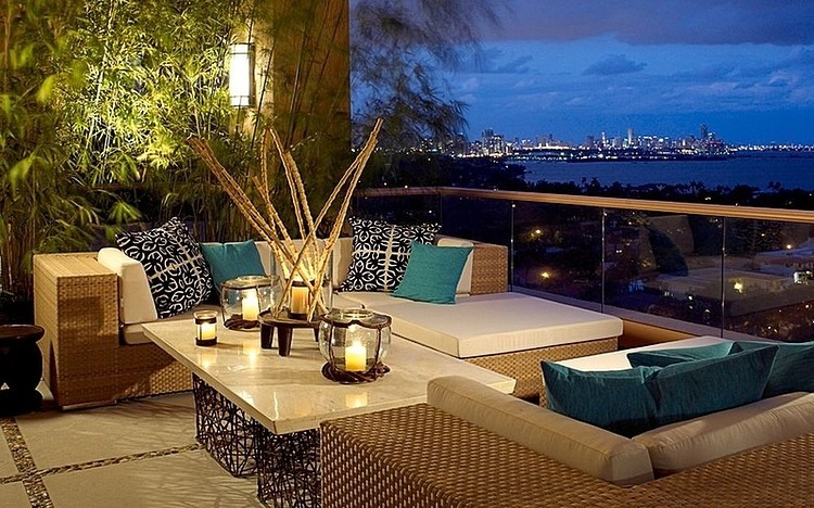 balcony miami apratment