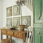 Mint Door, Antique Sideboard