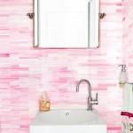 Rectangular Gradient Pink Tiles