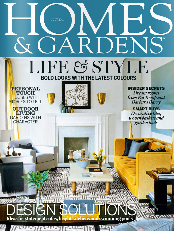 Home and Gardens Magazine July 2014