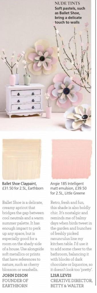 Paint Palette - Ballet Shoes