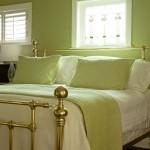 Aura Green Bedroom