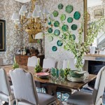 Traditional Garden Dining Room Style