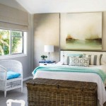 Coastal Blissful Master Bedroom