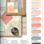 Paint Palette - Pastel Pinks with Grays