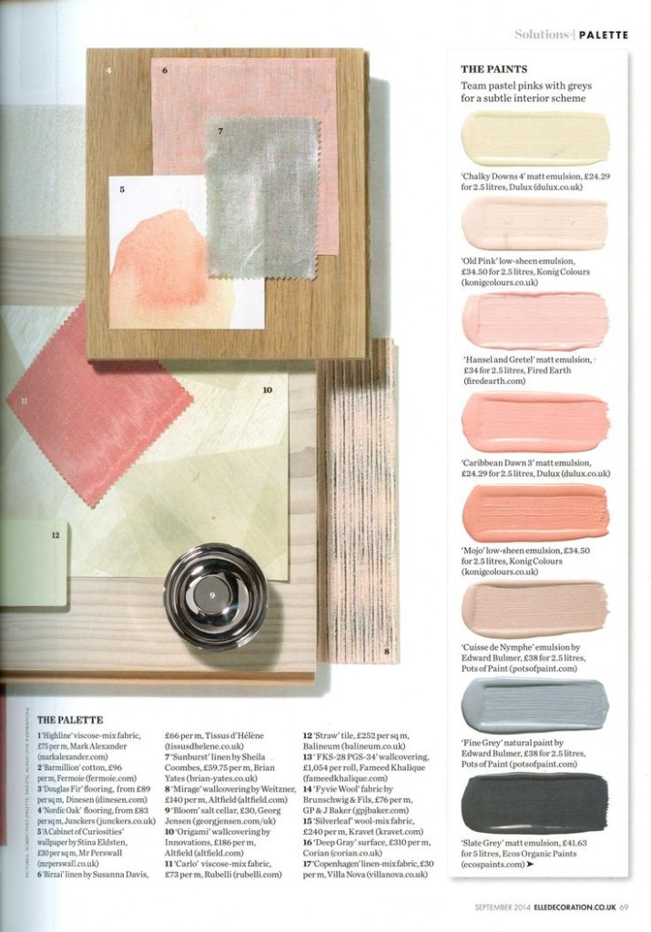 Ecos organic paints slate grey interiors by color 1 for Ecos organic paints