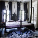 Metal Officer's Bed