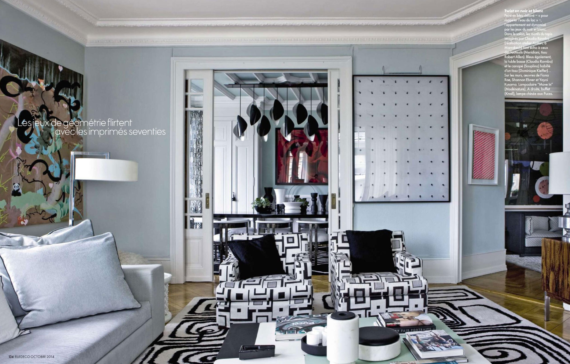 The Apartment Of Claudia Ravnbo Interiors By Color