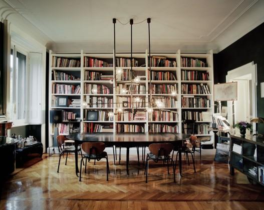 Alessandra Facchinetti's Dining Room