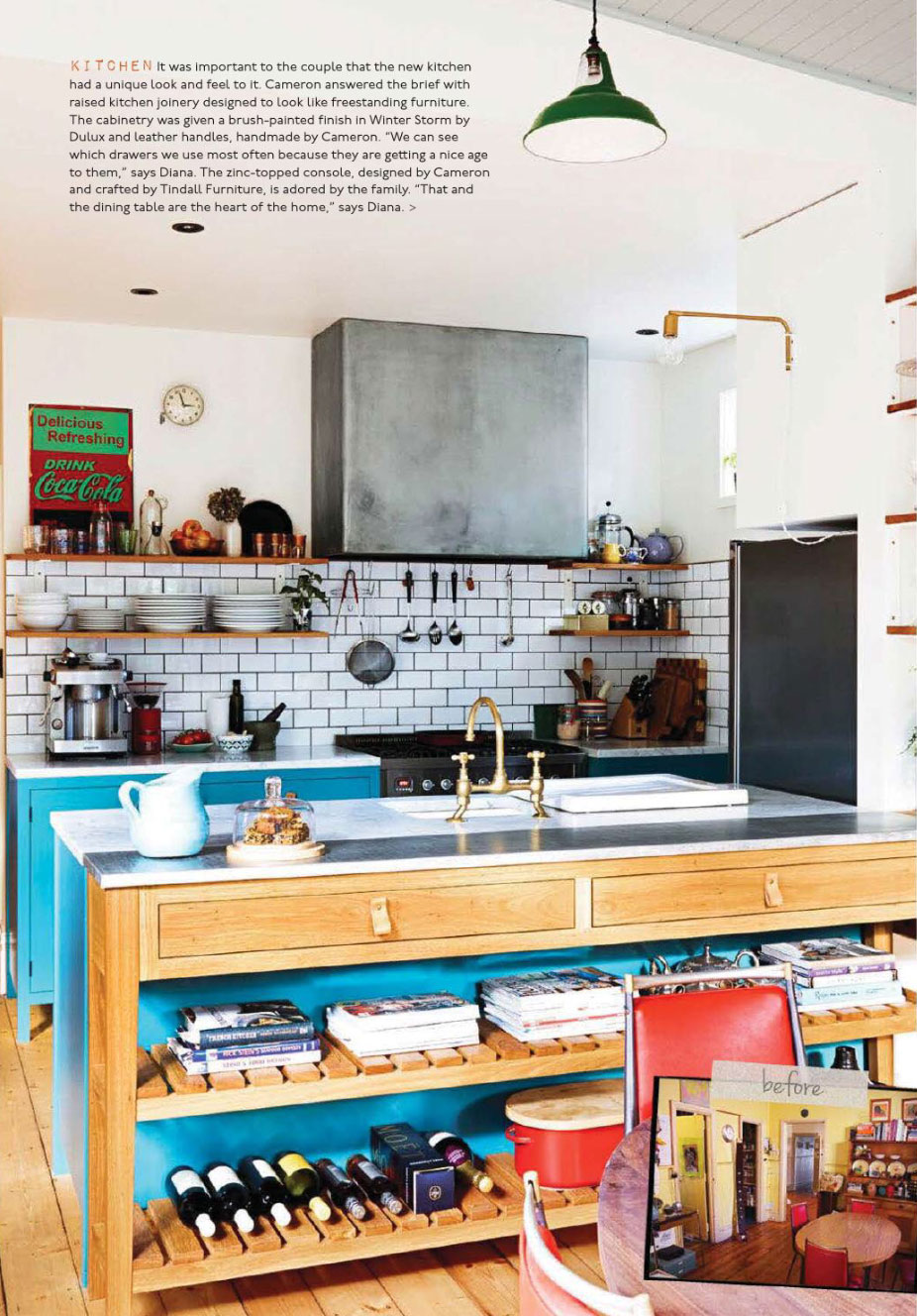 turquoise-kitchen-idea
