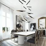 Apartment in Saint Germain Paris by Ando Studio