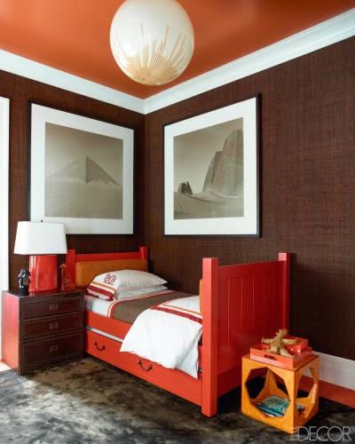 Bedroom Interior Designs Green Blue And Orange Bedroom Boys Bedroom Colors For Boy Bedroom Art Reddit: Manhattan Home By Steven Gambrel