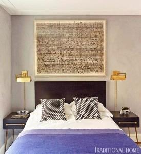 Lovely Lavender Guest Bedroom