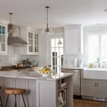 Traditional Kitchen in Neutrals