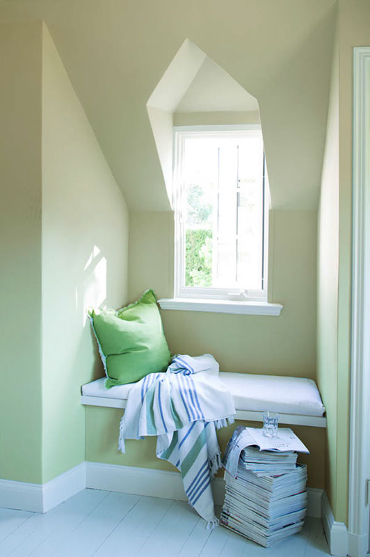 Guilford Green Alcove Interiors By Color
