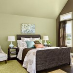 Guilford Green Bedroom Walls