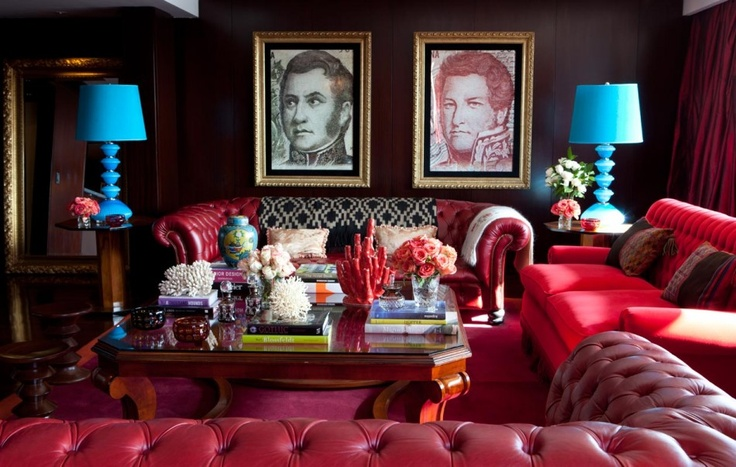 Hotel faena buenos aires by philippe starck interiors by color
