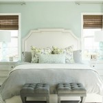 Palladian Blue Master Bedroom