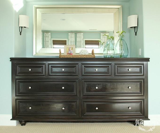 palladian blue master bedroom - interiorscolor