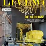 Revista Living - Dezembro 2014 Cover