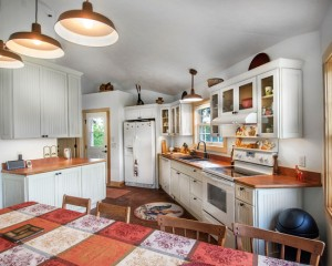 The Barn Kitchen by Architect Michelle Penn