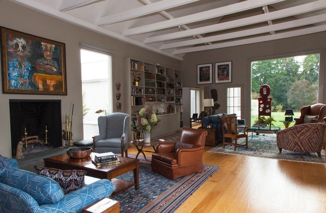 Katonah House Living Room