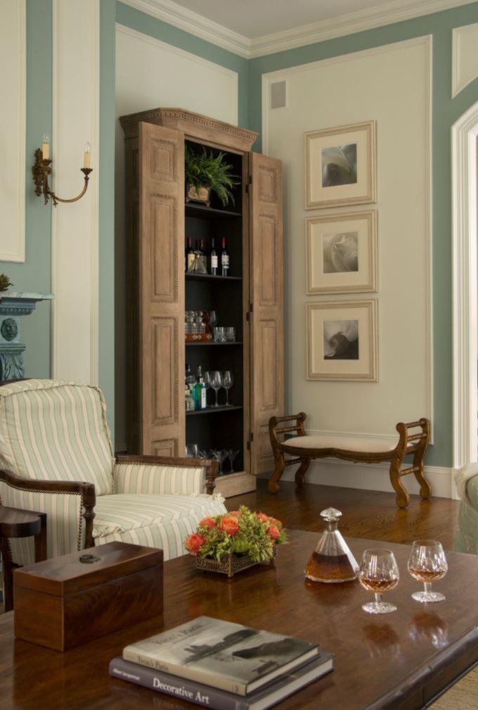 sophisiticate light blue living room 1