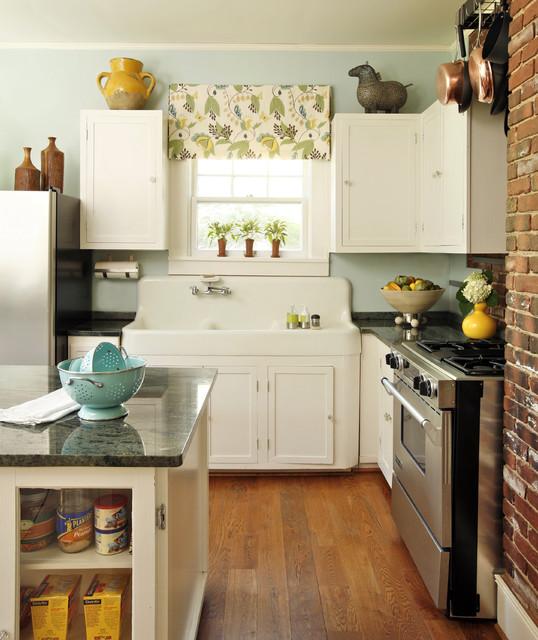 Kitchen Palladian Blue Country