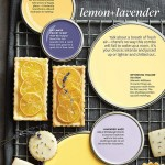 Better Homes and Gardens February 2014 Paint Palette in Lemon & Lavender