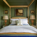 Alligator Alley Green Bedroom