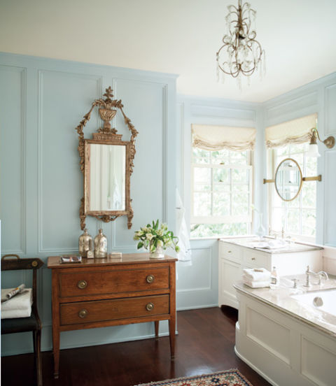Breath Of Fresh Air Bathroom Interiors By Color