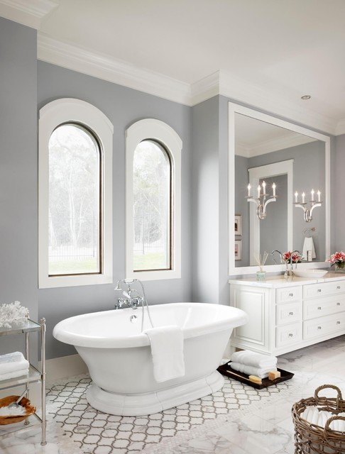 Cool Gray Bathrooms repose gray bathroom - interiorscolor