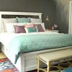 Moody Master Bedroom Makeover