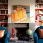Society Hill Renovation Living room