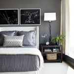 Kendall Charcoal Master Bedroom
