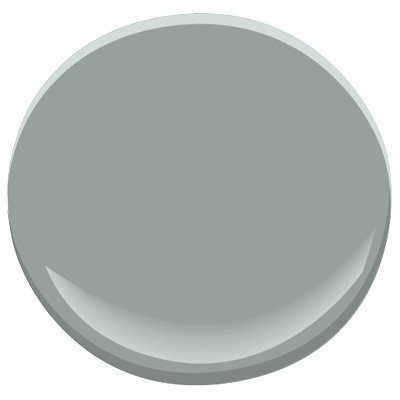 Benjamin Moore Puritan Gray Hc 164 Interiors By Color