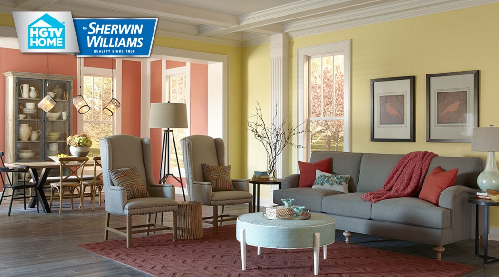 HGTV HOME™ by Sherwin-Williams - Softer Side 2