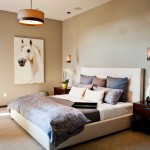 Sherwin Williams Perfect Greige Bedroom