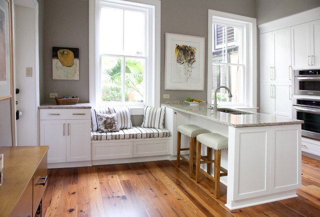 Charleston Charmer Kitchen  Interiors By Color