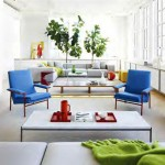 Scandinavian Style with Pops of Color