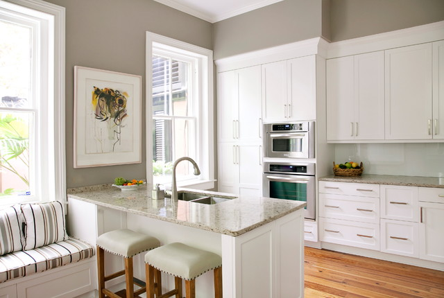 Oyster Bar Sherwin Williams Kitchen Cabinets